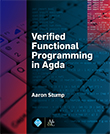 Cover of Verified Functional Programming in Agda by Aaron Stump